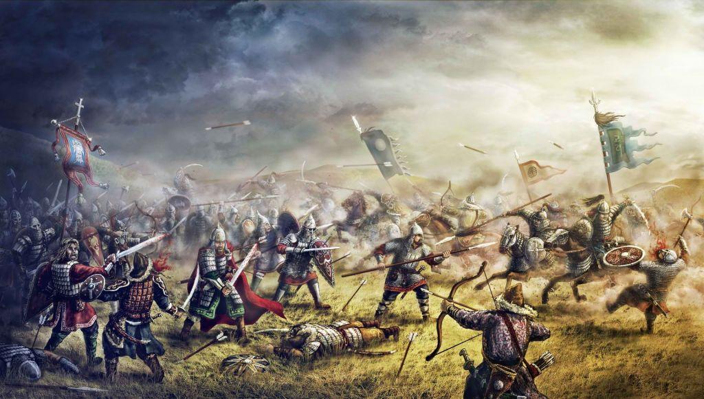 Битва на Калке — русская трагедия 31 мая 1223 года